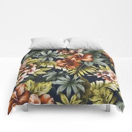 Floral V1 Comforters