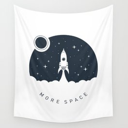 More Space Wall Tapestry