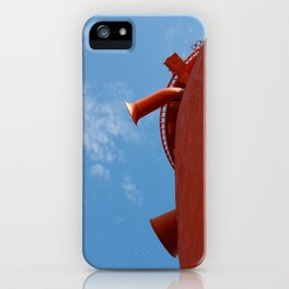 Cloud Factory iPhone Case