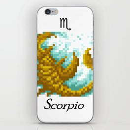 Scorpio iPhone Skin