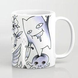 rave2 Coffee Mug