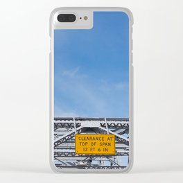 Clearance Clear iPhone Case