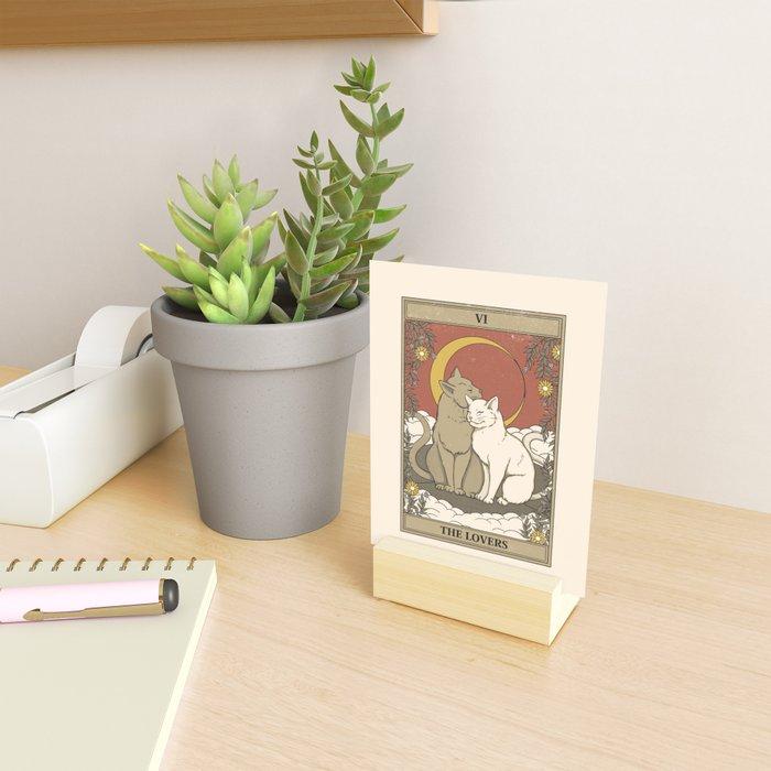 The Lovers Mini Art Print