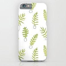 Fern Vases Slim Case iPhone 6s