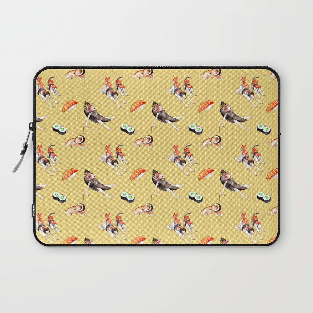 Sushi Girl Laptop Sleeve LSV8378850