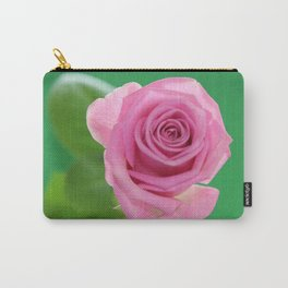 Pink and Green Pallette Carry-All Pouch