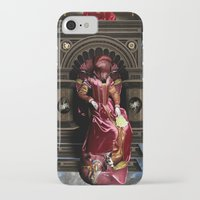 thrones iPhone & iPod Cases featuring THRONES by DIVIDUS