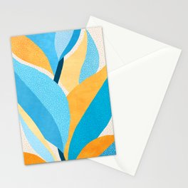 Fire and Ice / Light Palette Stationery Cards