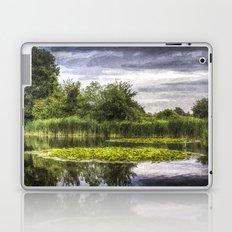 Lily Pond Art Laptop & iPad Skin
