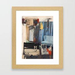 bckpl Framed Art Print