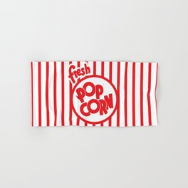 Fresh Popcorn Hand & Bath Towel