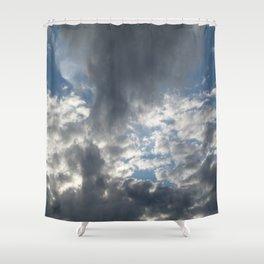Rain Cload Shower Curtain