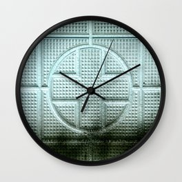 Fragments of Time: Iron Horse Series No. 020 Wall Clock