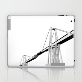 Maracaibo Lake Bridge Laptop & iPad Skin