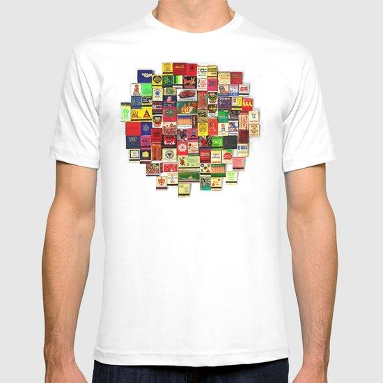 82 Matchbooks T-shirt