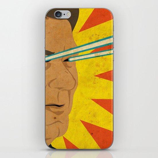 Ronald Raygun iPhone & iPod Skin