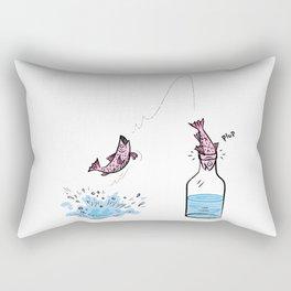Plop Rectangular Pillow