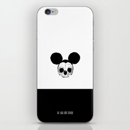 Dead Mickey Mouse iPhone Skin