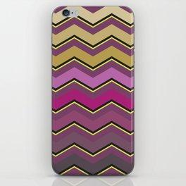 pattern #1 iPhone Skin