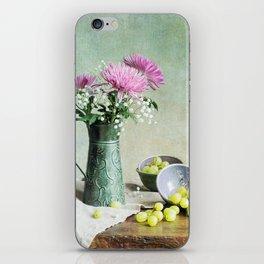 Pink Mums iPhone Skin