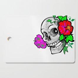 60's Skully Cutting Board