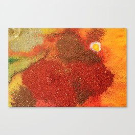 Red Sand Canvas Print