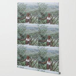 Hamar Tribeswoman II Wallpaper