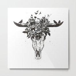 Dead summer (bw) Metal Print