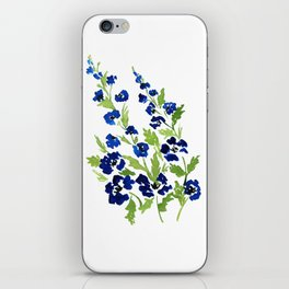 Wild Blue Yonder iPhone Skin
