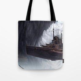 Northern Base Tote Bag