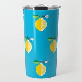 Fruit: Lemon Travel Mug