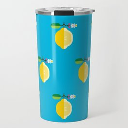 Fruit: Lemon Travel Mug