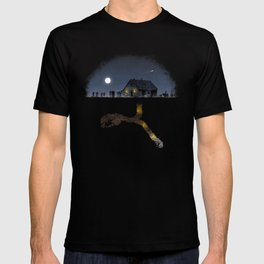 Minecraft: Always Digging T-shirt