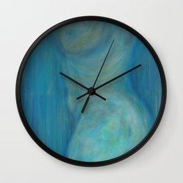 Femme Fatale #1 Wall Clock