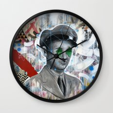 The Forgotten Soldier Wall Clock
