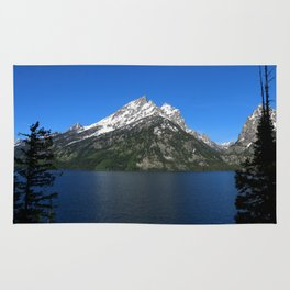 Jenny Lake - Grand Teton NP Rug