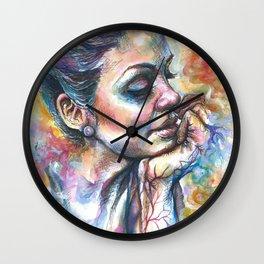 The Escape of Dreams Wall Clock