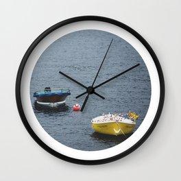 Acuarela Wall Clock