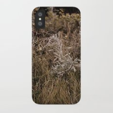 Fall Textures 2  iPhone X Slim Case