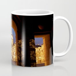Summer Night At The Louvre Coffee Mug