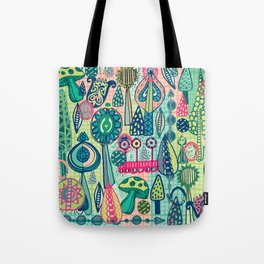Mind Garden Tote Bag