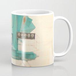 Lifeguard station. No. 21 Coffee Mug