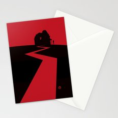 Alfred Hitchcock's Psycho Stationery Cards