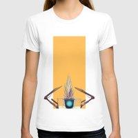 borderlands T-shirts featuring Borderlands - CL4P-TP by BEN Olive