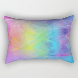 Power and positive energy, 24 Rectangular Pillow