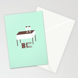 THE DAY AFTER Stationery Cards