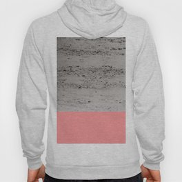 Light Coral on Concrete #2 #decor #art #society6 Hoody