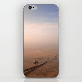 Misty Chesapeake Bay iPhone Skin