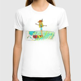 Hang 10 Lady Slider T-shirt