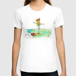 Hang 10 Lady Slider T-shirt